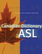 The Canadian Dictionary of ASL Cover
