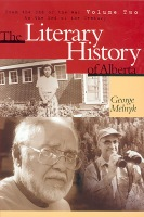 Literary History of Alberta: From the End of the War to the End of the Century, Volume Two Cover