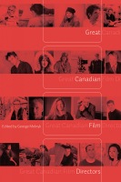 Great Canadian Film Directors Cover